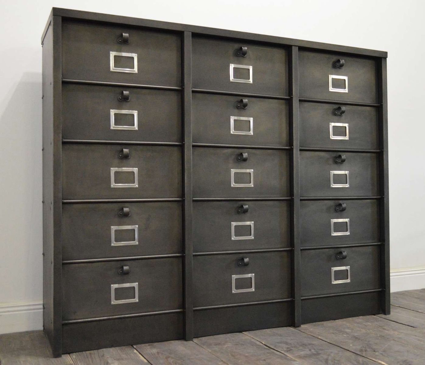 Captivating Large Industrial Filing Cabinet From Strafor