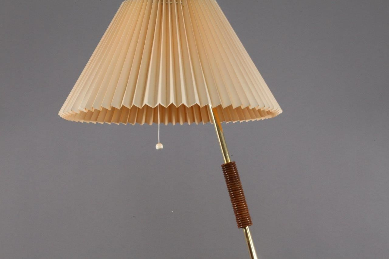 Austrian floor lamp by rupert nikoll 1950s for sale at pamono for 1950 floor lamp