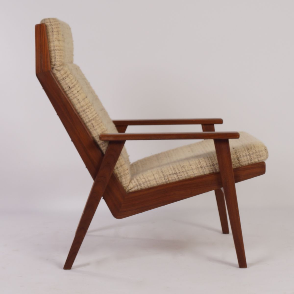 Dutch easy chair by rob parry for gelderland 1960s for for Dutch design chair uk
