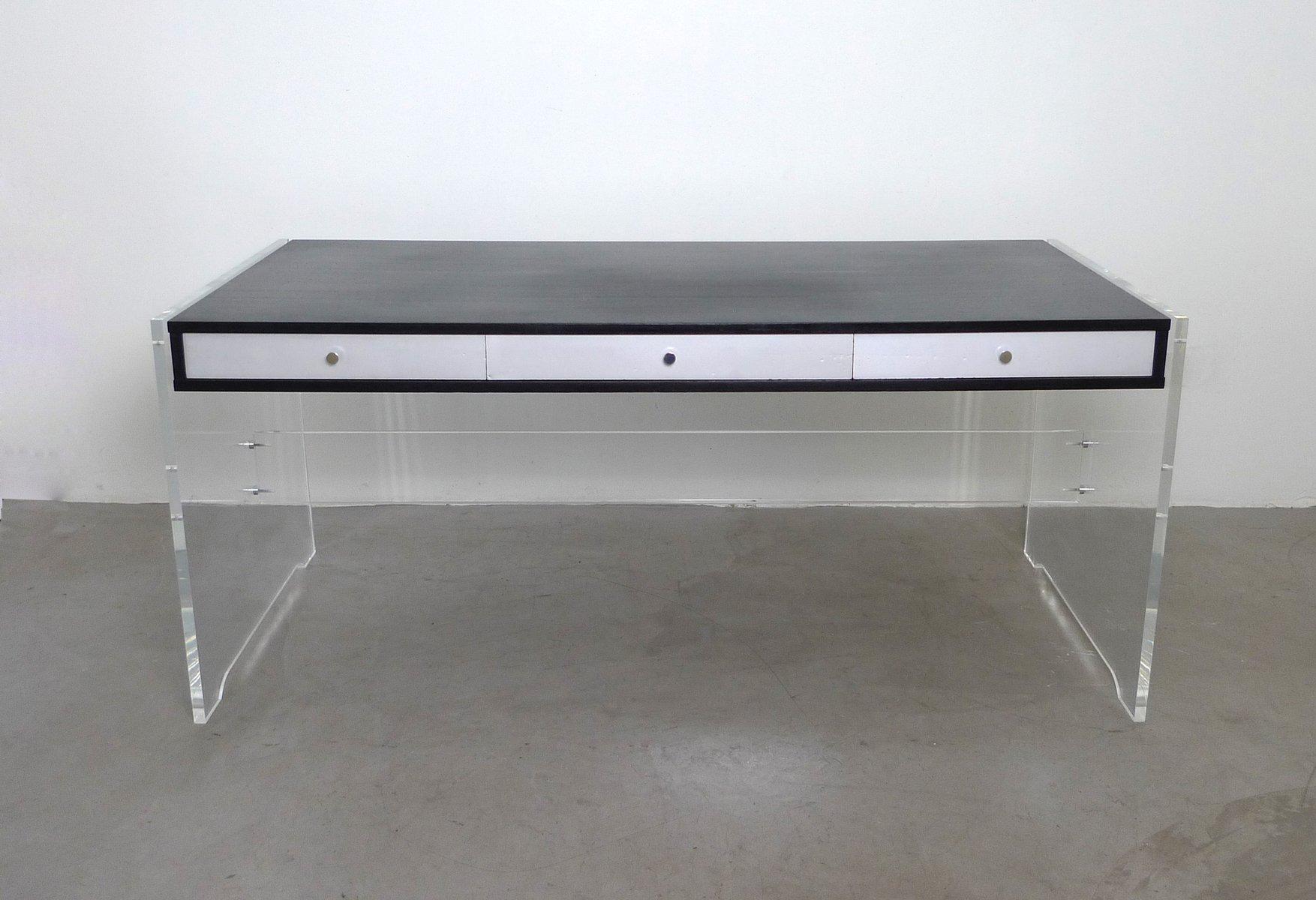 GP 160 Desk By Poul Norreklit For Georg Petersen, 1970