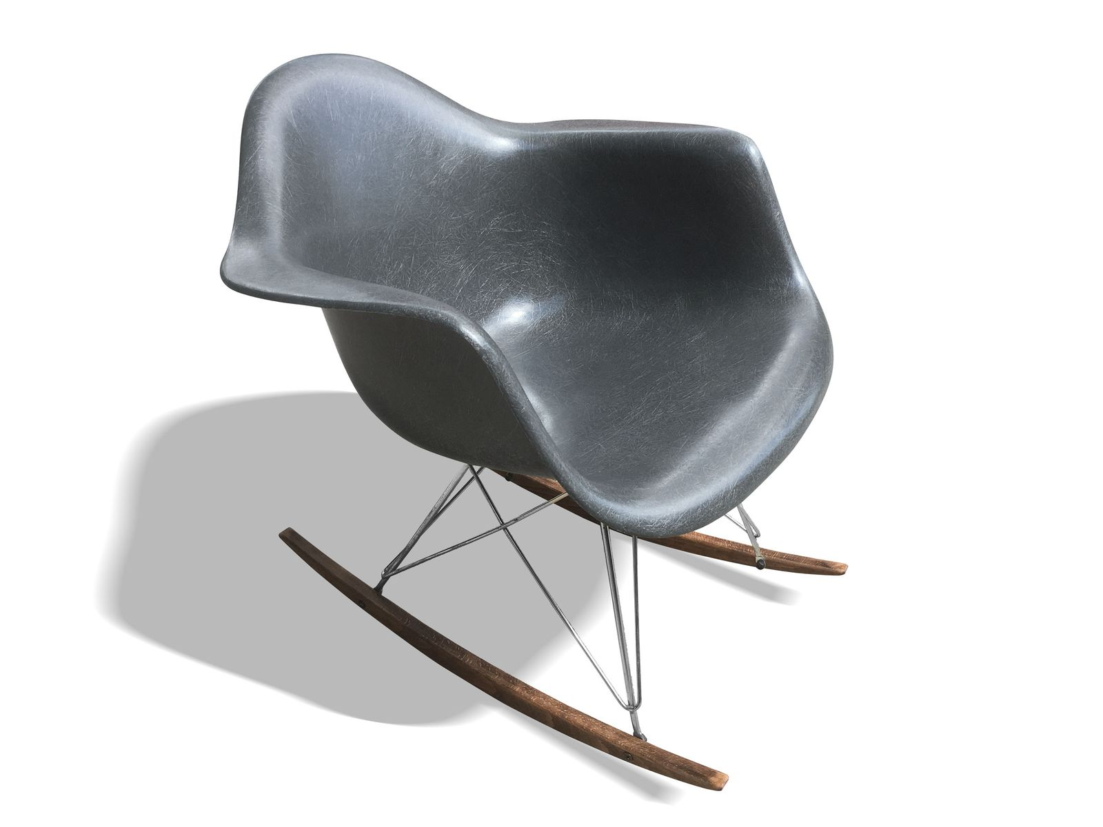 American RAR Rocking Chair by Charles & Ray Eames for