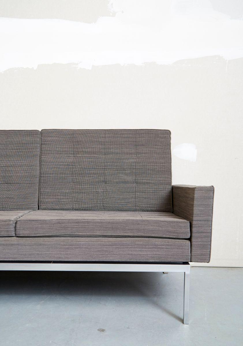 Amerikanisches 67a Sofa Von Florence Knoll F R Knoll International 1950er Bei Pamono Kaufen