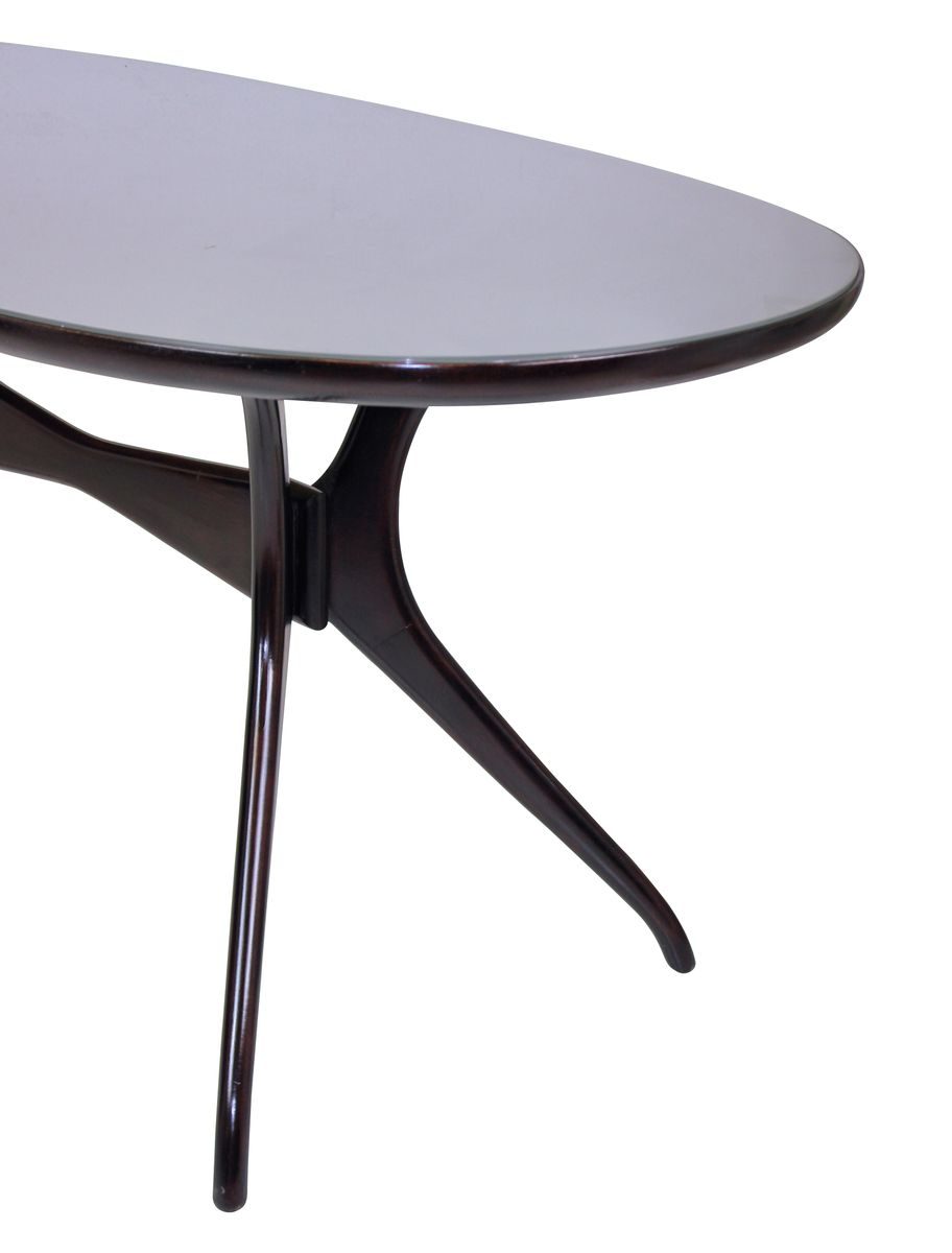 Mid Century Italian Sculptural Dining Table For Sale At Pamono