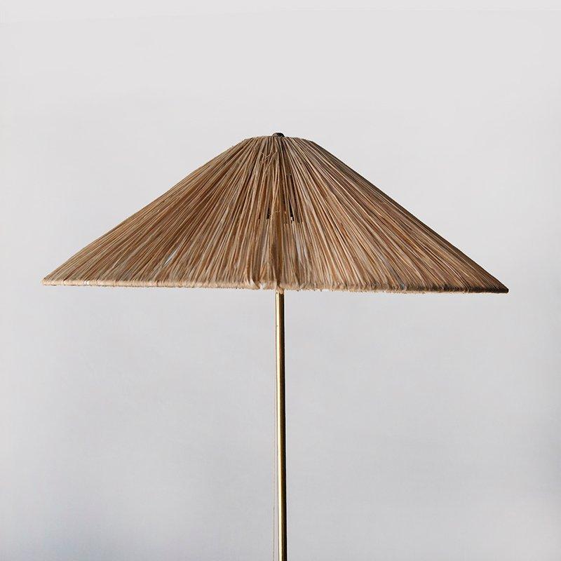 Vintage Floor Lamp Shade 119