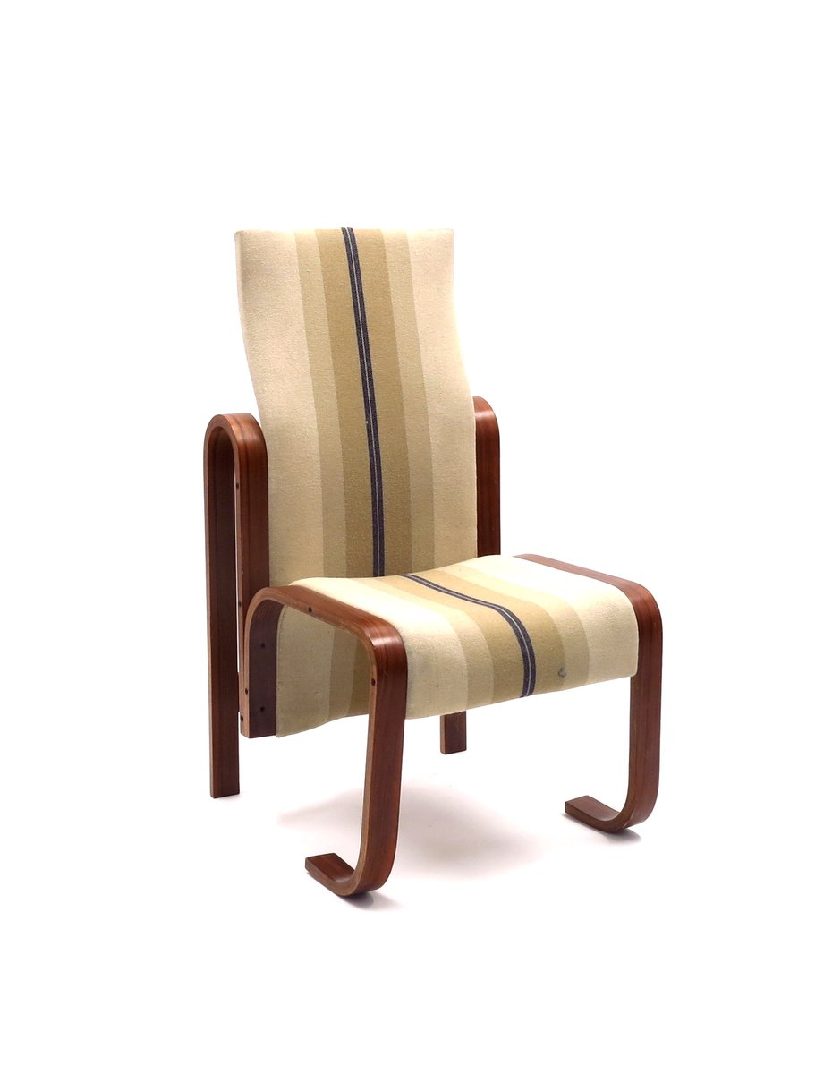 ... Bentwood High Chair By Bentwood High Back Chair By Jan Bo芻an 1972 For  Sale ...