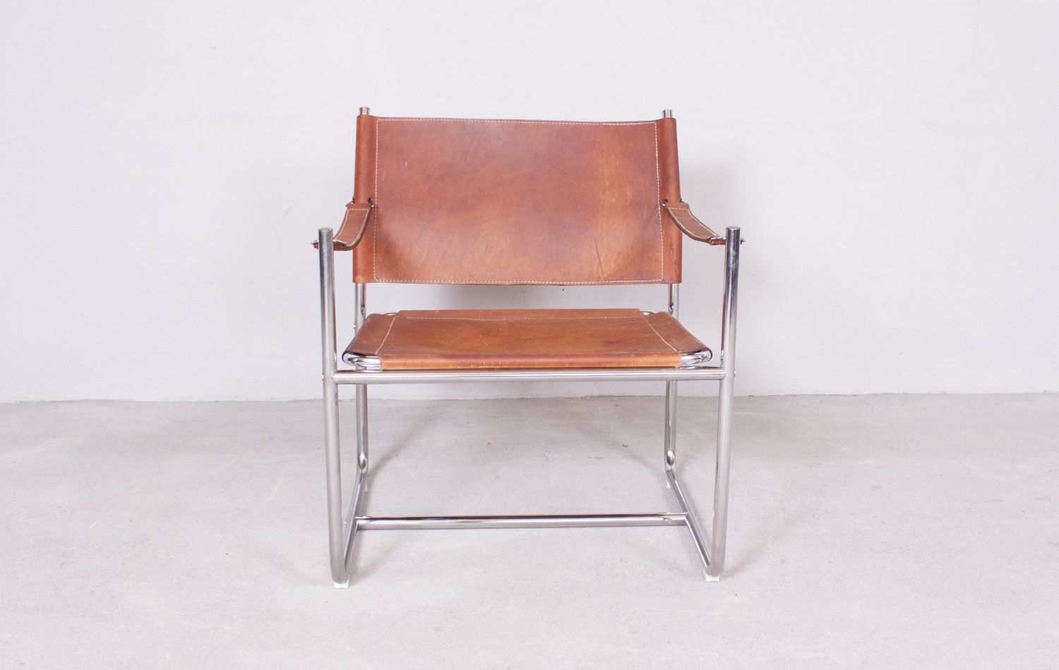 Vintage Admiral Safari Lounge Chair by Karin Mobring for Ikea for sale at Pamono