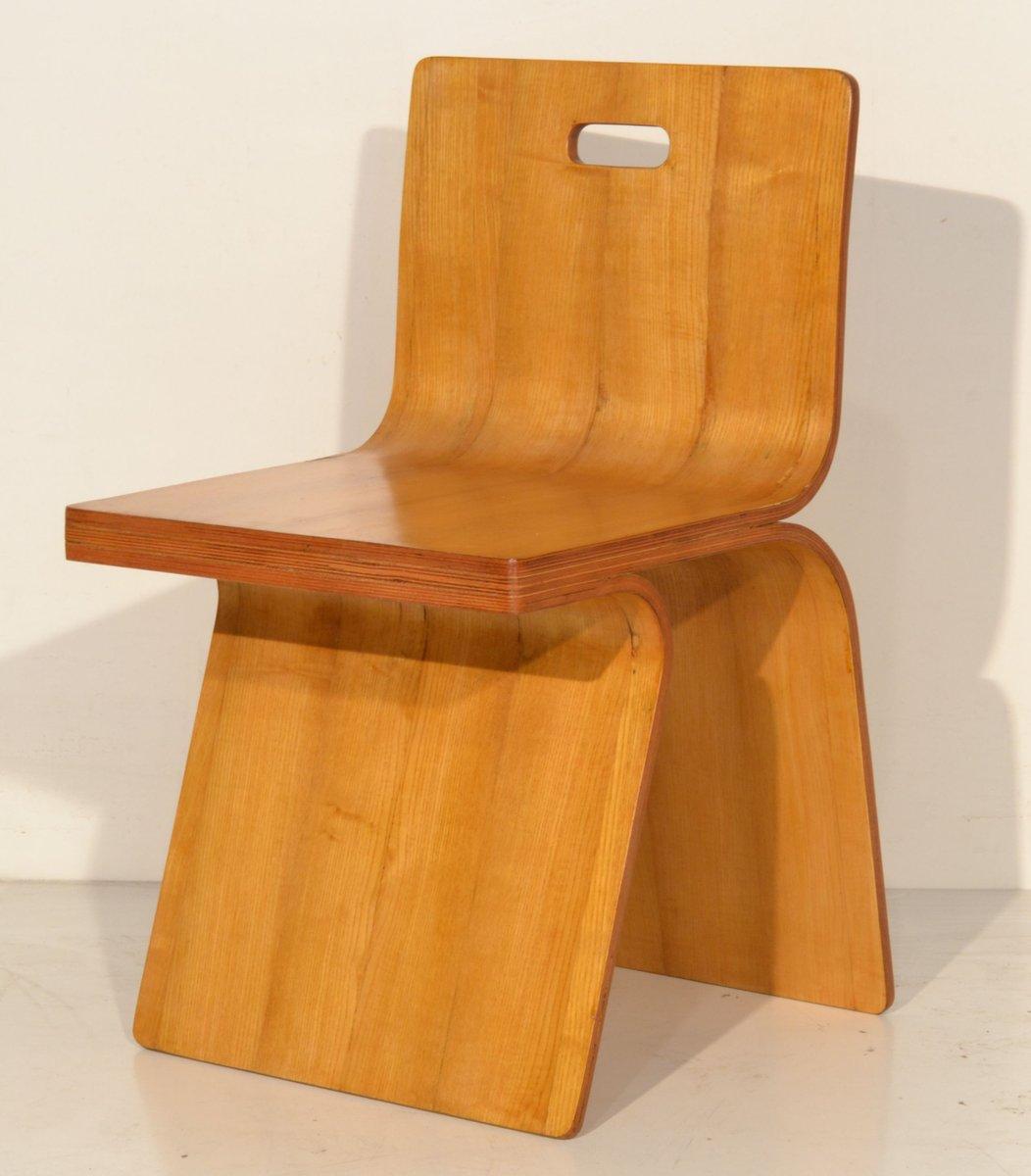 Bent Plywood Chair - Price per set