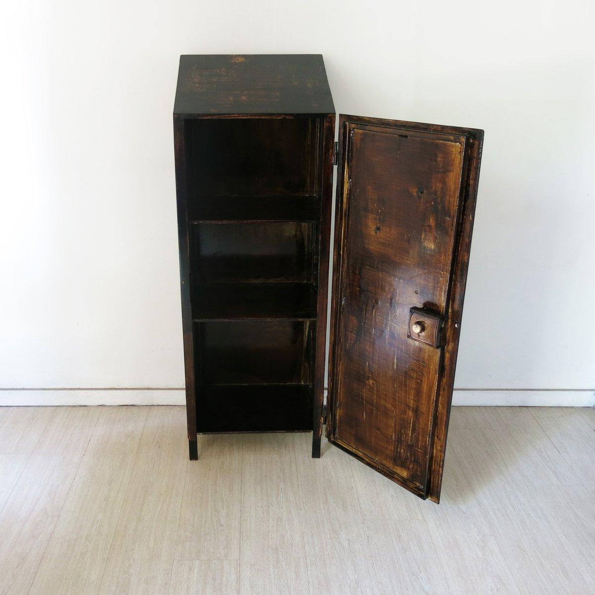 portugiesischer vintage werkst tten schrank 1970er bei. Black Bedroom Furniture Sets. Home Design Ideas
