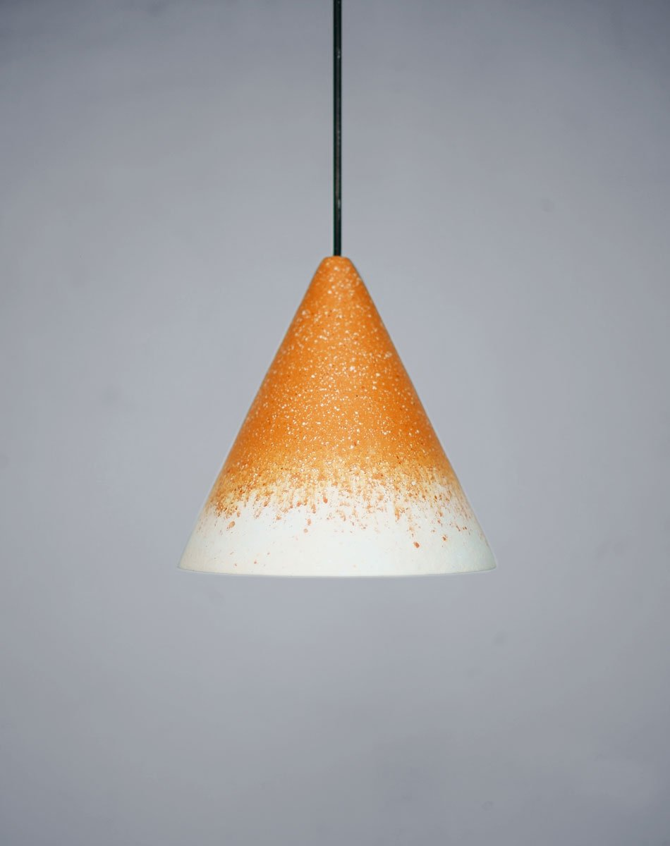 Ge Sso Login Gesso Lamp Ochre White By Jonas Edvard For Sale At Pamono