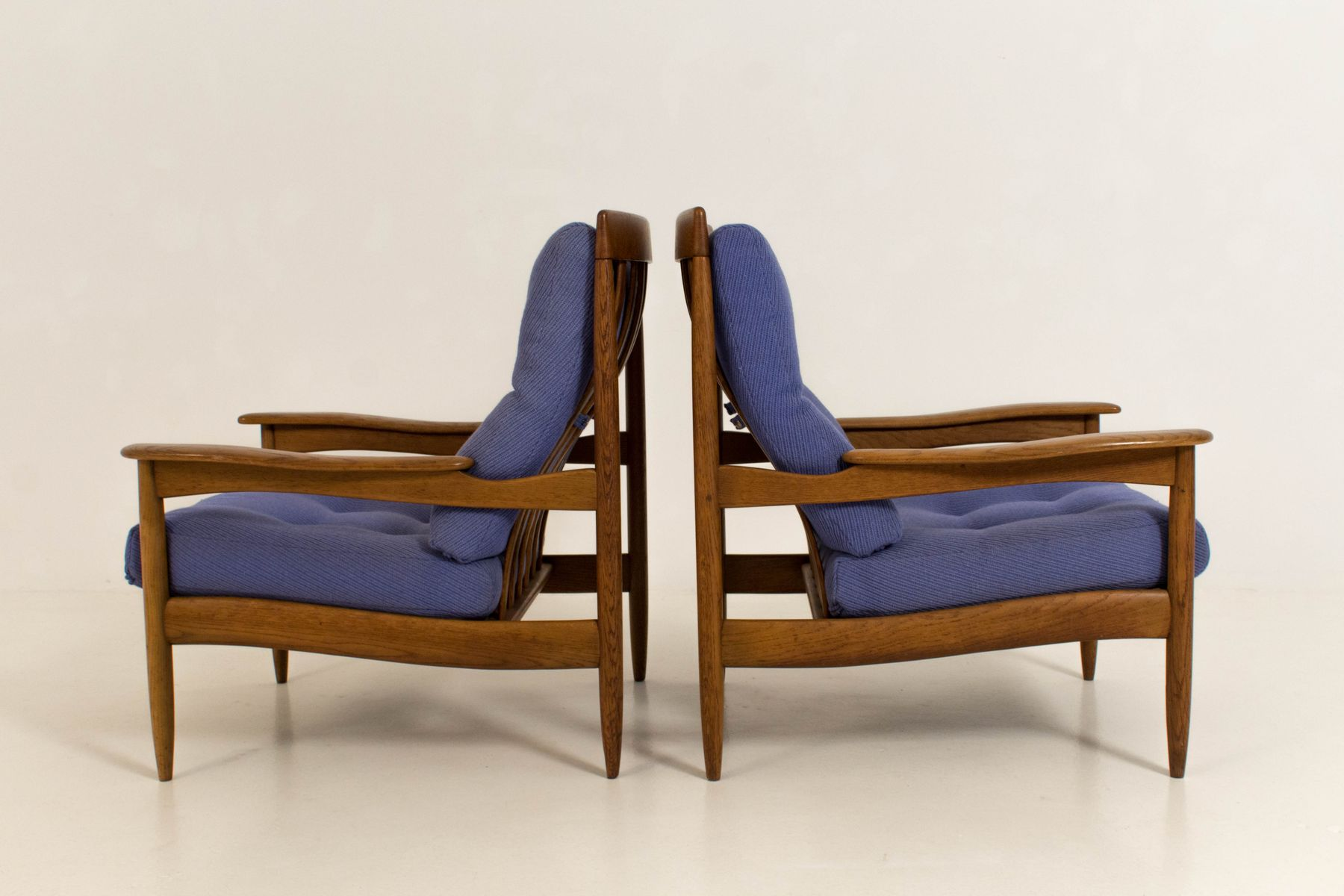 midcentury modern danish lounge chairs s set of  for sale  - midcentury modern danish lounge chairs s set of   price per set