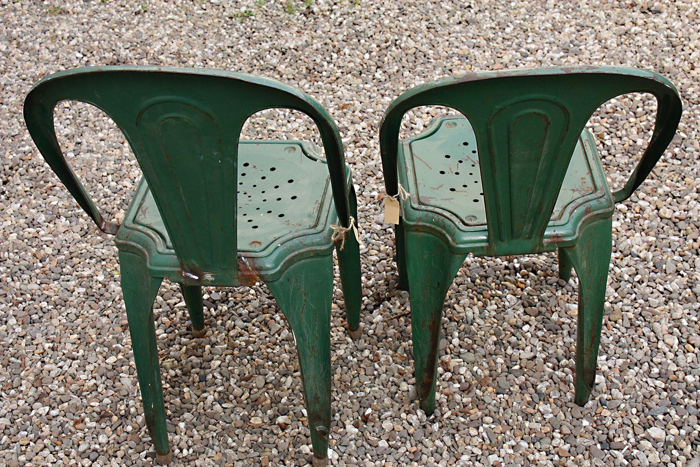Chaise bistro de jardin de fibrocit belgique en vente sur for Chaise de jardin en solde