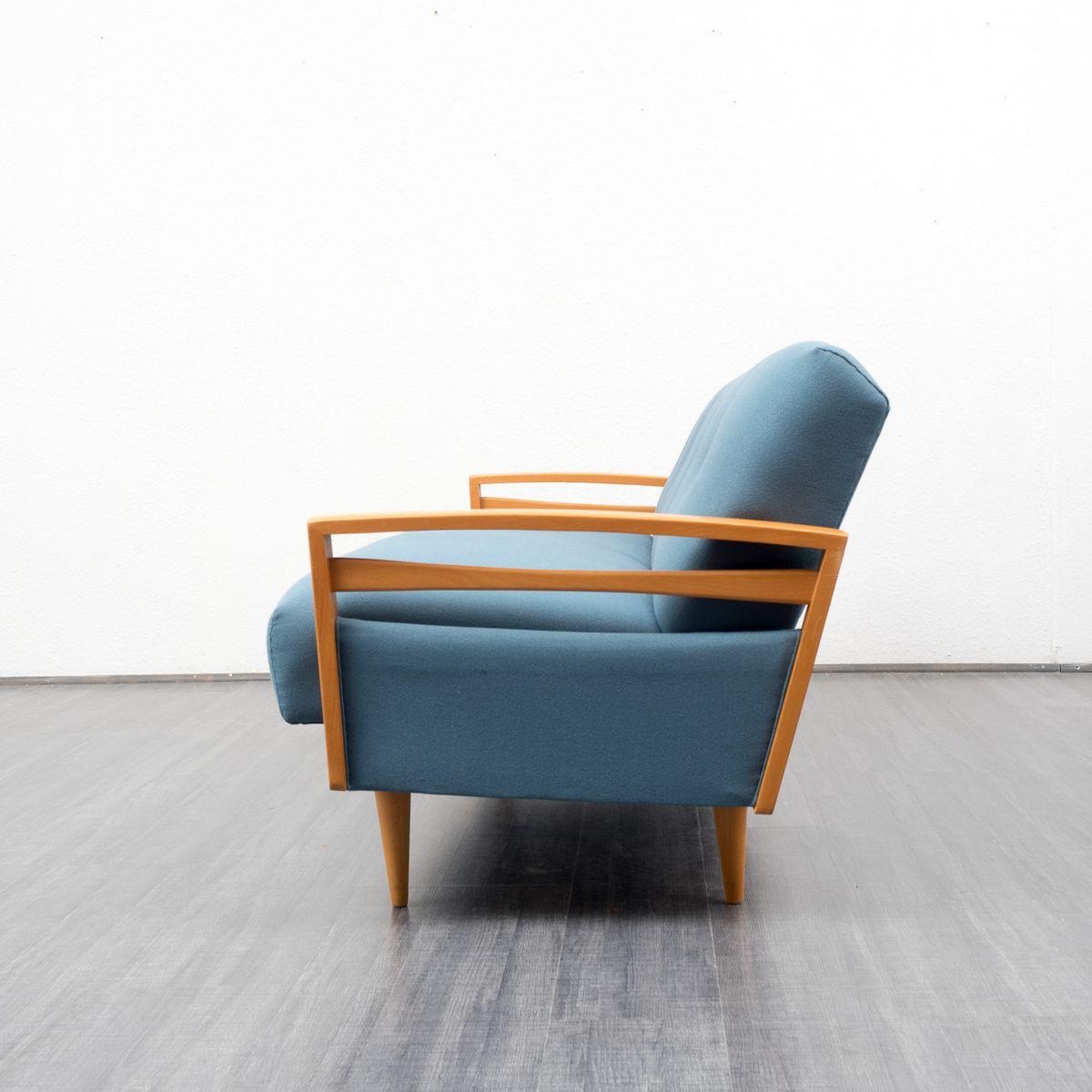 buchenholz schlafsofa 1960er bei pamono kaufen. Black Bedroom Furniture Sets. Home Design Ideas