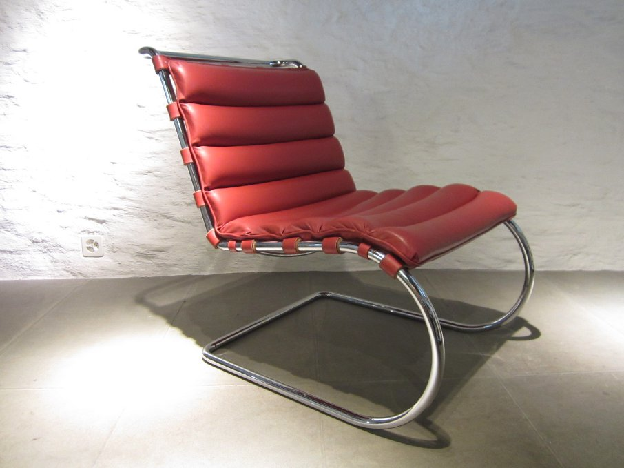 MR Lounge Chair By Ludwig Mies Van Der Rohe For Sale At Pamono