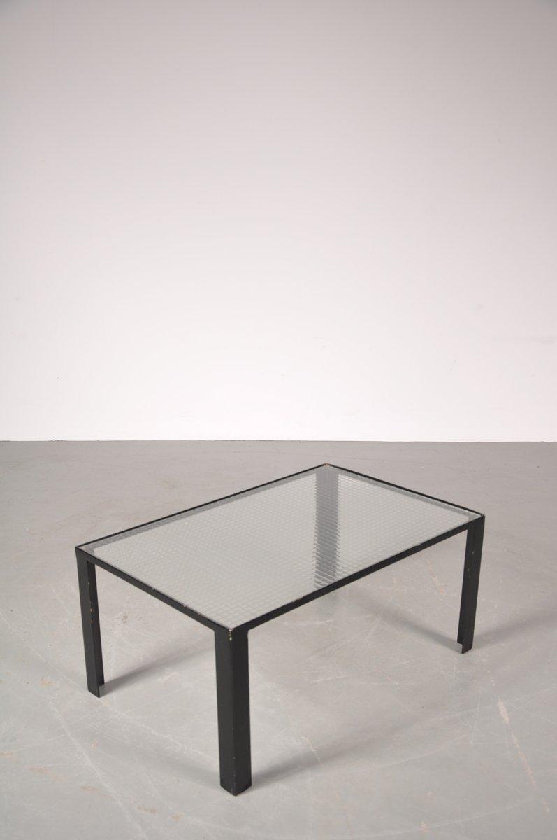 kleiner schwarzer couchtisch mit sicherheitsglasscheibe. Black Bedroom Furniture Sets. Home Design Ideas