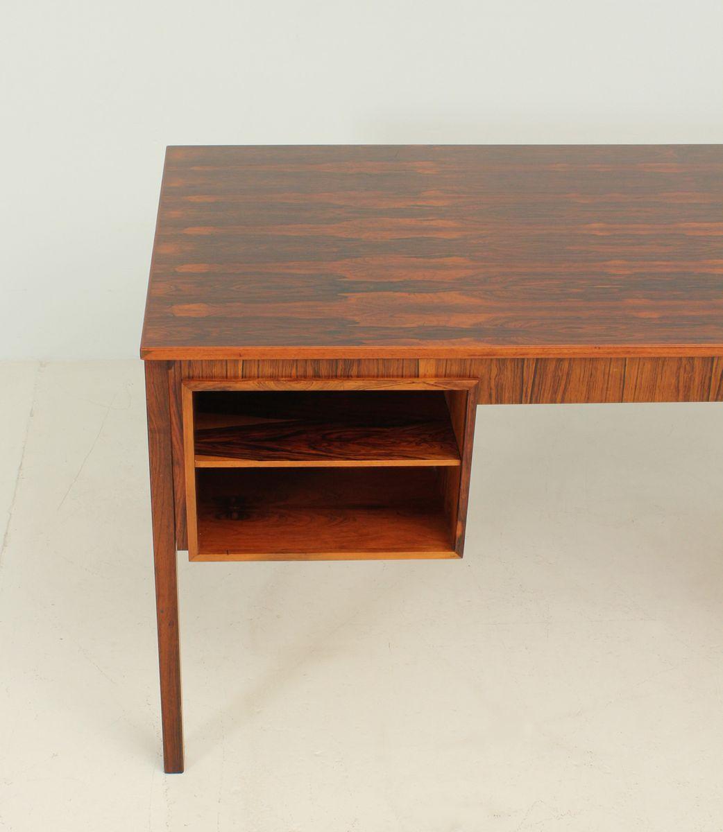 rio palisander schreibtisch von erik w rts bei pamono kaufen. Black Bedroom Furniture Sets. Home Design Ideas