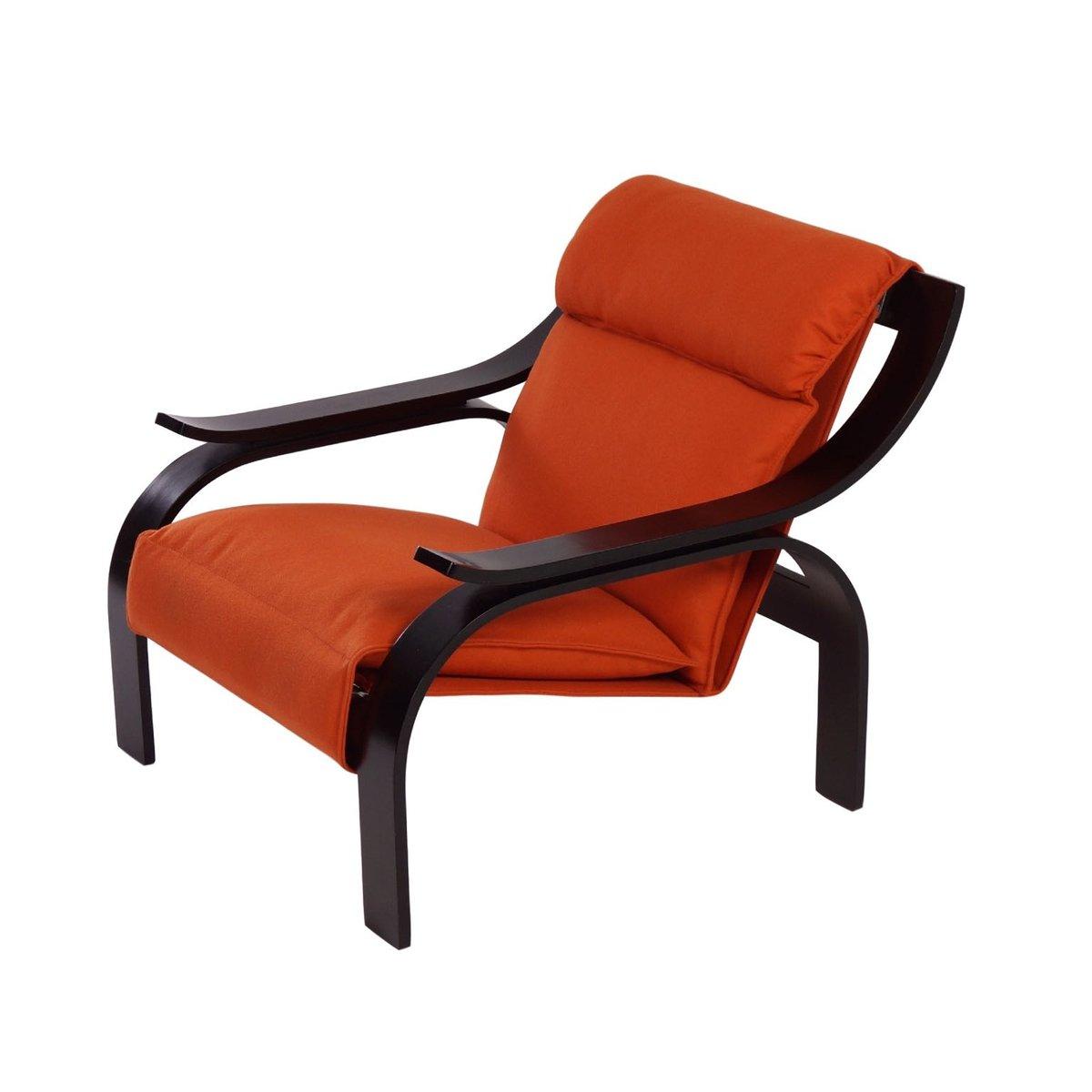 Woodline Armchair By Marco Zanuso For Arflex, 1964