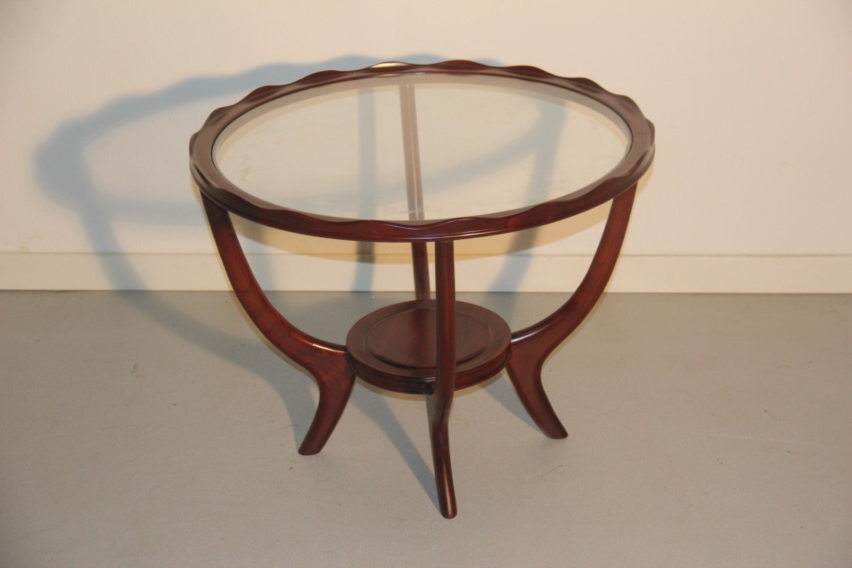 Mid Century Italian Coffee Table 1950s For Sale At Pamono