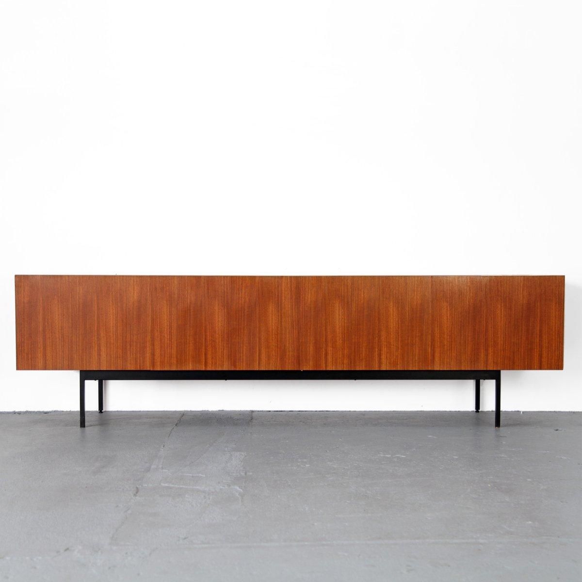 B40 teak sideboard by dieter w ckerlin for behr for sale for Sideboard 70 cm