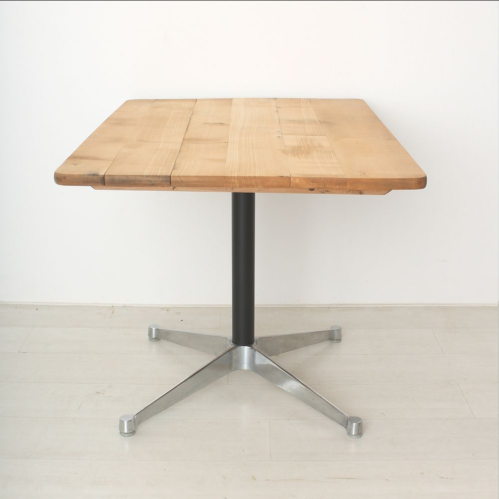 Desk And Dining Table With Maple Top For Sale At Pamono