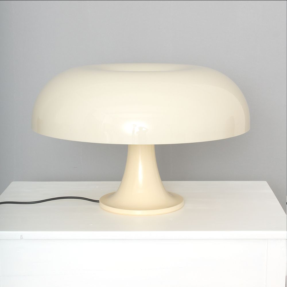 Mid century nesso table lamp by giancarlo mattioli for for Z gallerie century table lamp