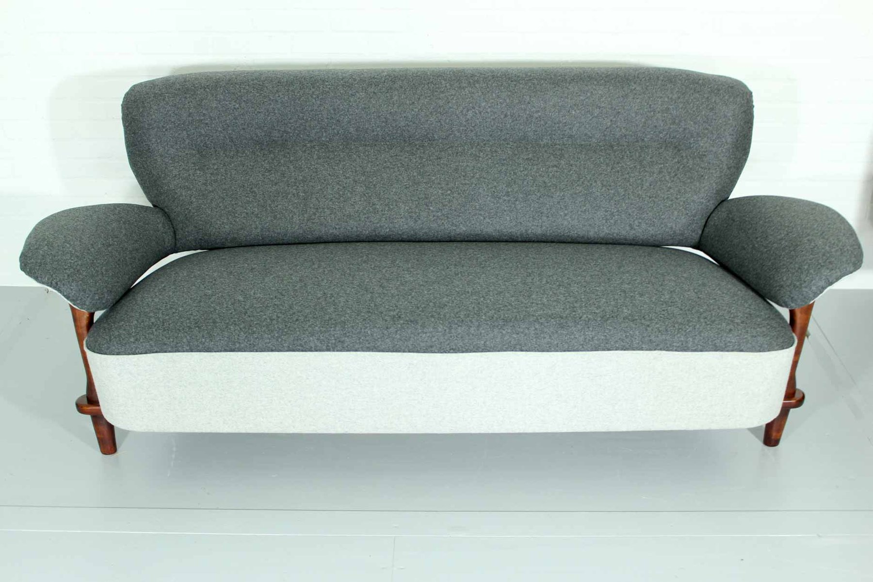 Mid Century Dutch Sofa by Theo Ruth for Artifort 1950s for sale