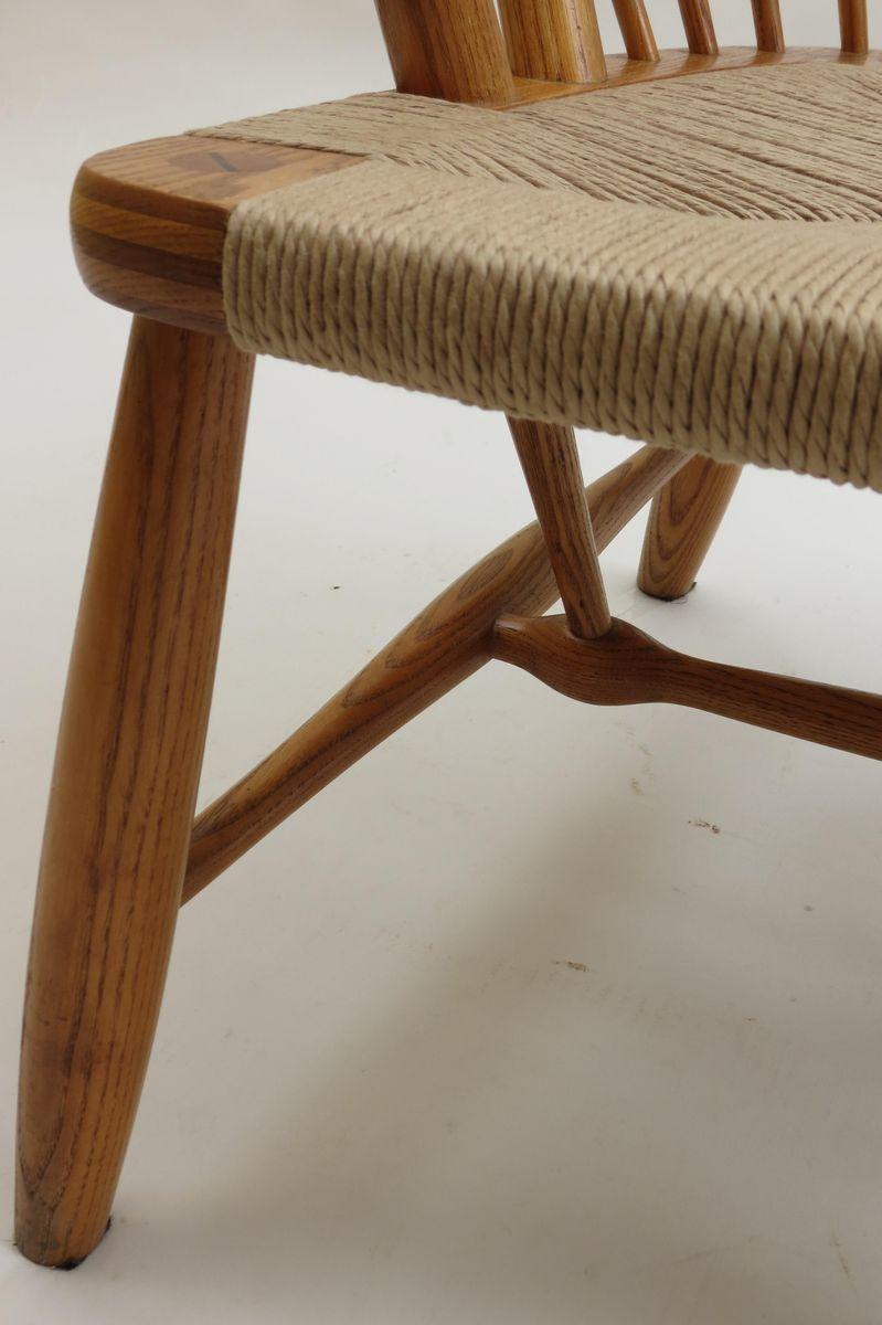 peacock stuhl von hans j wegner f r johannes hansen 1960er bei pamono kaufen. Black Bedroom Furniture Sets. Home Design Ideas