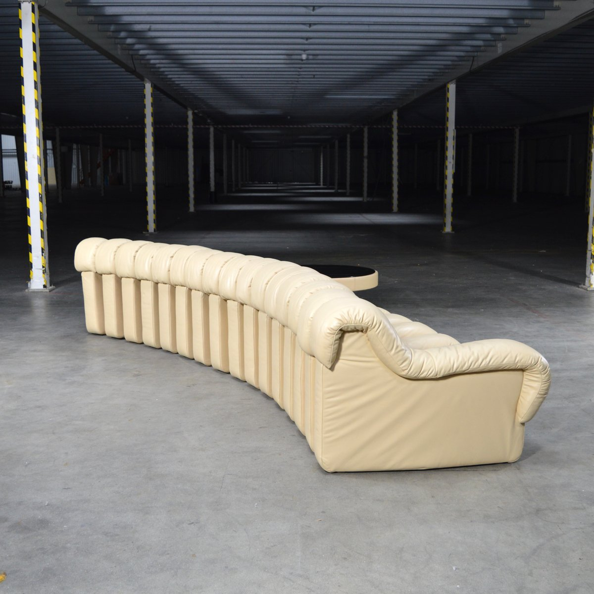 DS600 Snake Non-Stop Sectional Sofa Set By Peduzzi Riva
