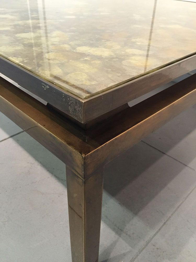 French Low Square Coffee Table 1960s 6 1 959 00 Price Per Piece