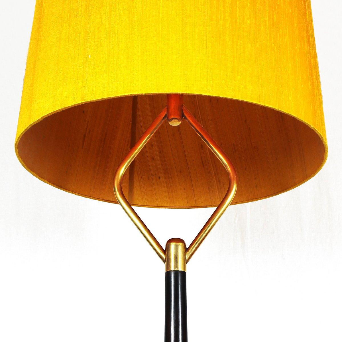 Italian mahogany floor lamp 1940s for sale at pamono italian mahogany floor lamp 1940s 8 457500 price per piece geotapseo Choice Image