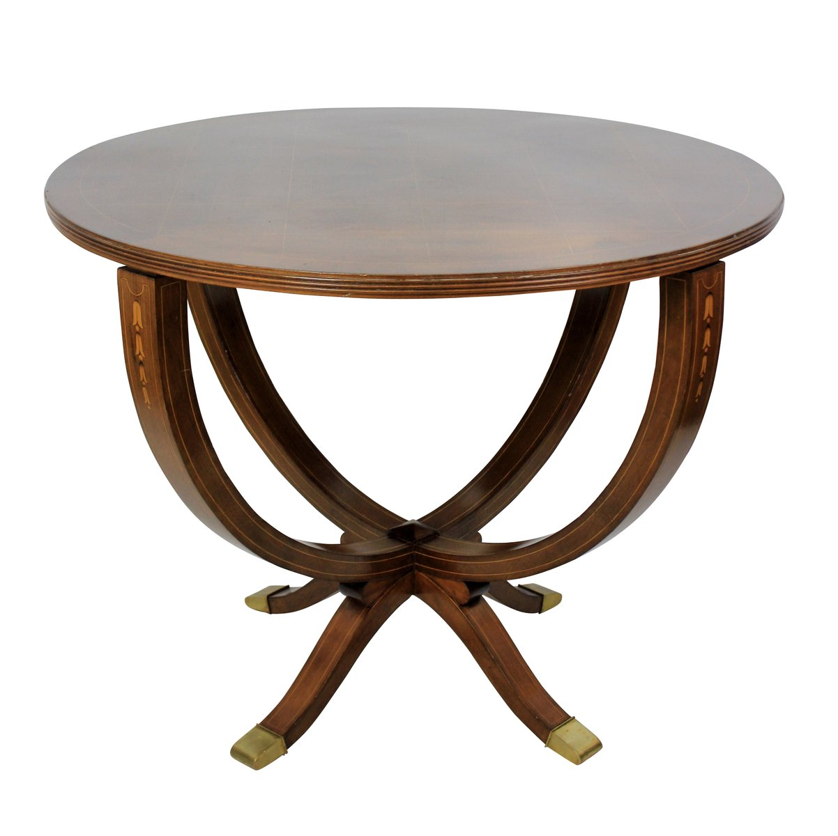 Center Table Wood : Italian Cedar Wood Center Table for sale at Pamono