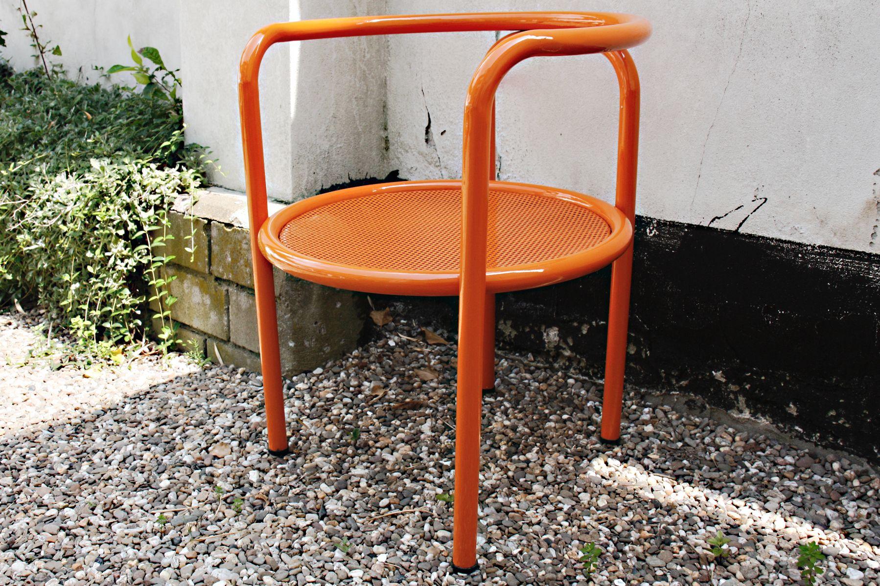 chaise locus solus par gae aulenti pour poltronova italie. Black Bedroom Furniture Sets. Home Design Ideas