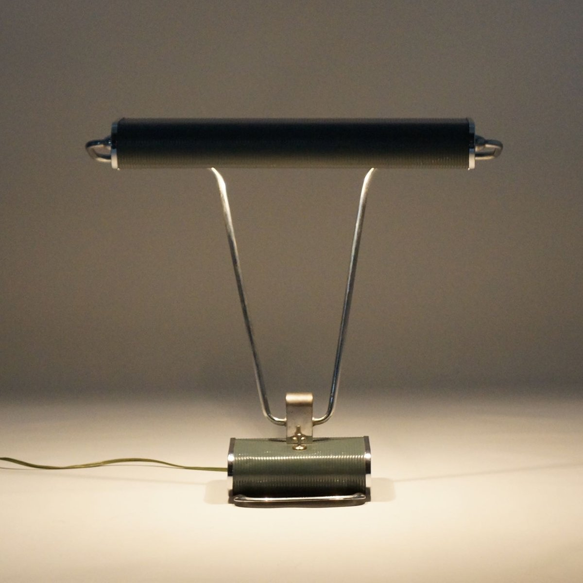 Art Deco Desk Lamp by Eileen Gray for Jumo, 1930s for sale at Pamono