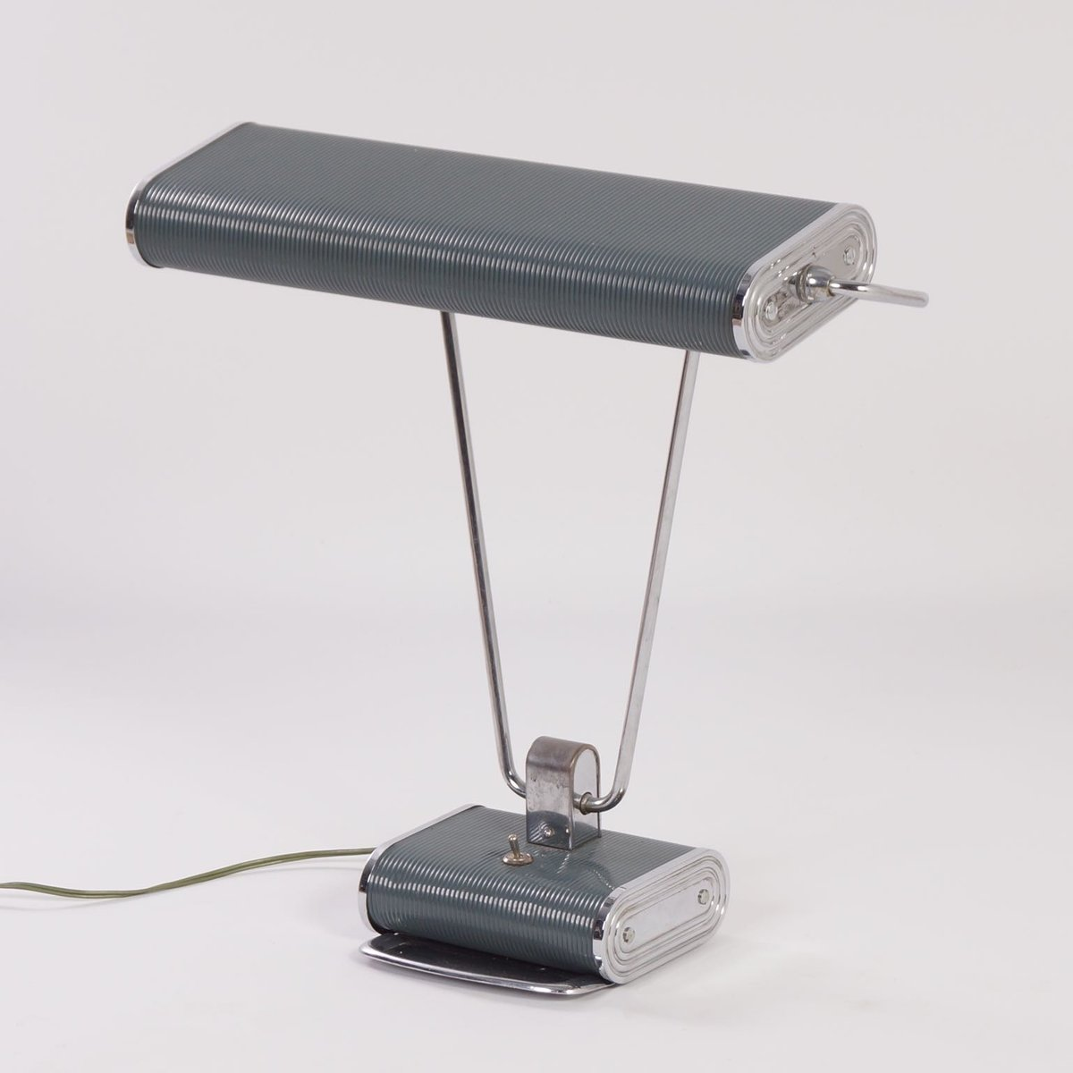 Art Deco Desk Lamp by Eileen Gray for Jumo 1930s for sale at Pamono