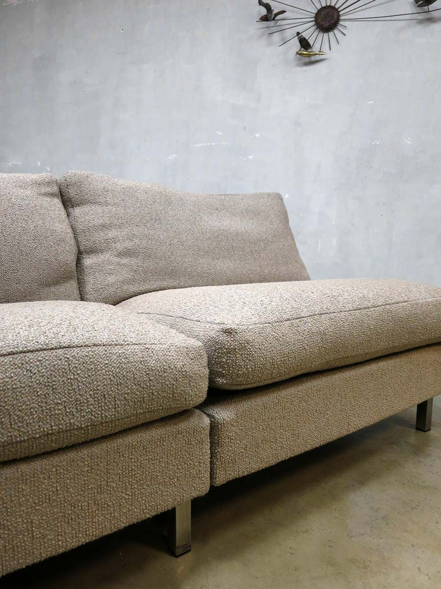 Vintage German Conseta Lounge Sofa By Friedrich Wilhelm Moller For Cor 1960s For Sale At Pamono