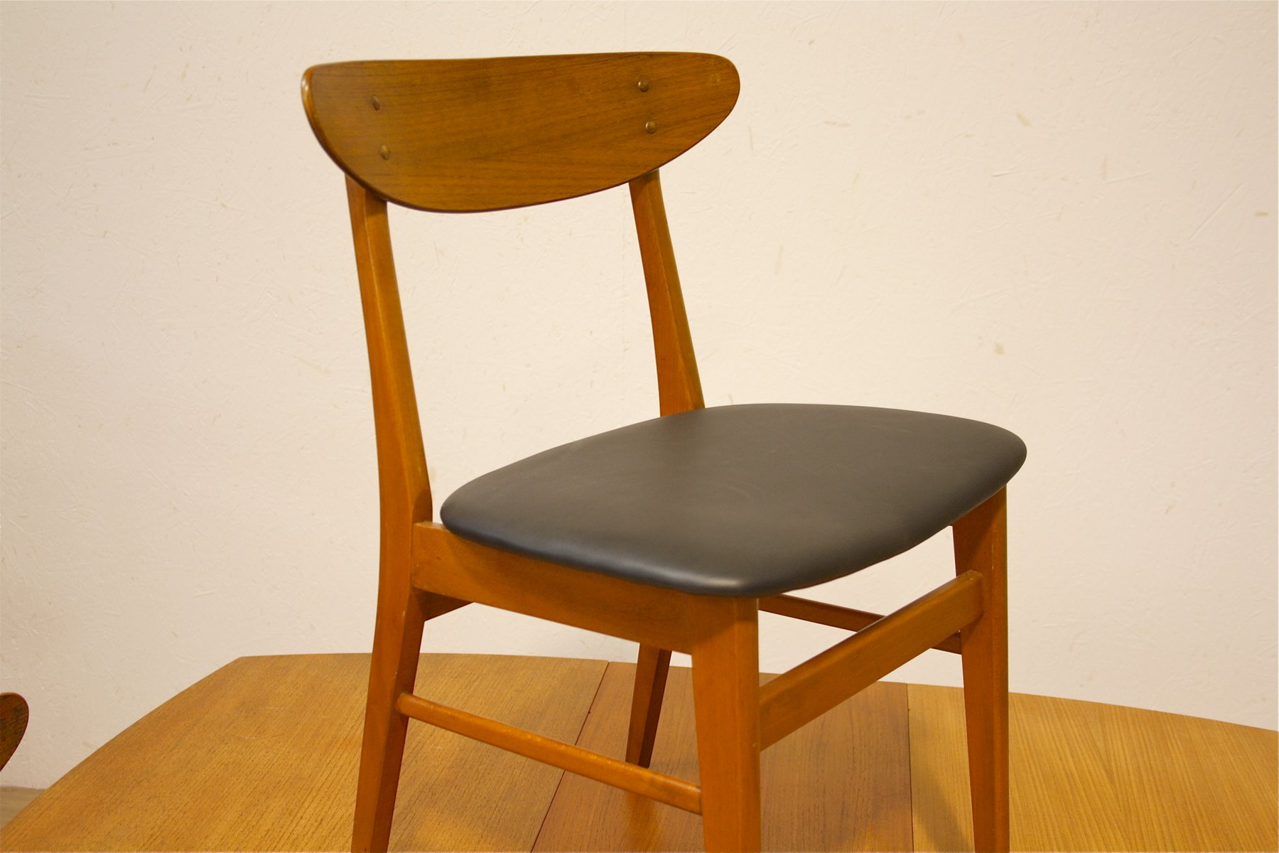 Teak Chair danish teak dining chair from farstrup, 1960s for sale at pamono