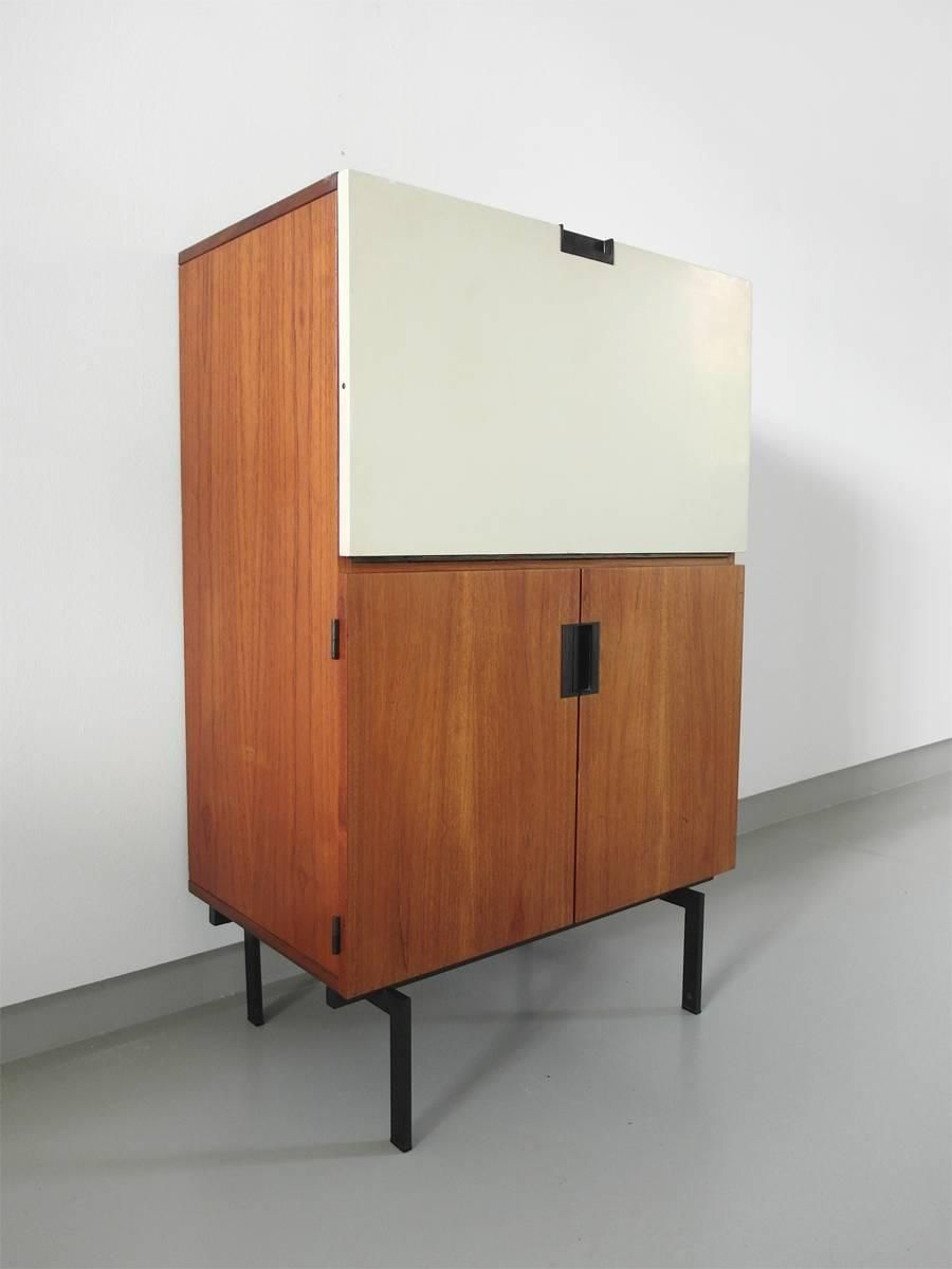 Mid Century Cu07 Cabinet By Cees Braakman For Pastoe For