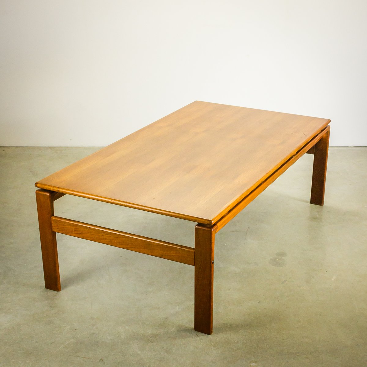 Danish teak coffee table from komfort 1970s for sale at pamono danish teak coffee table from komfort 1970s geotapseo Images