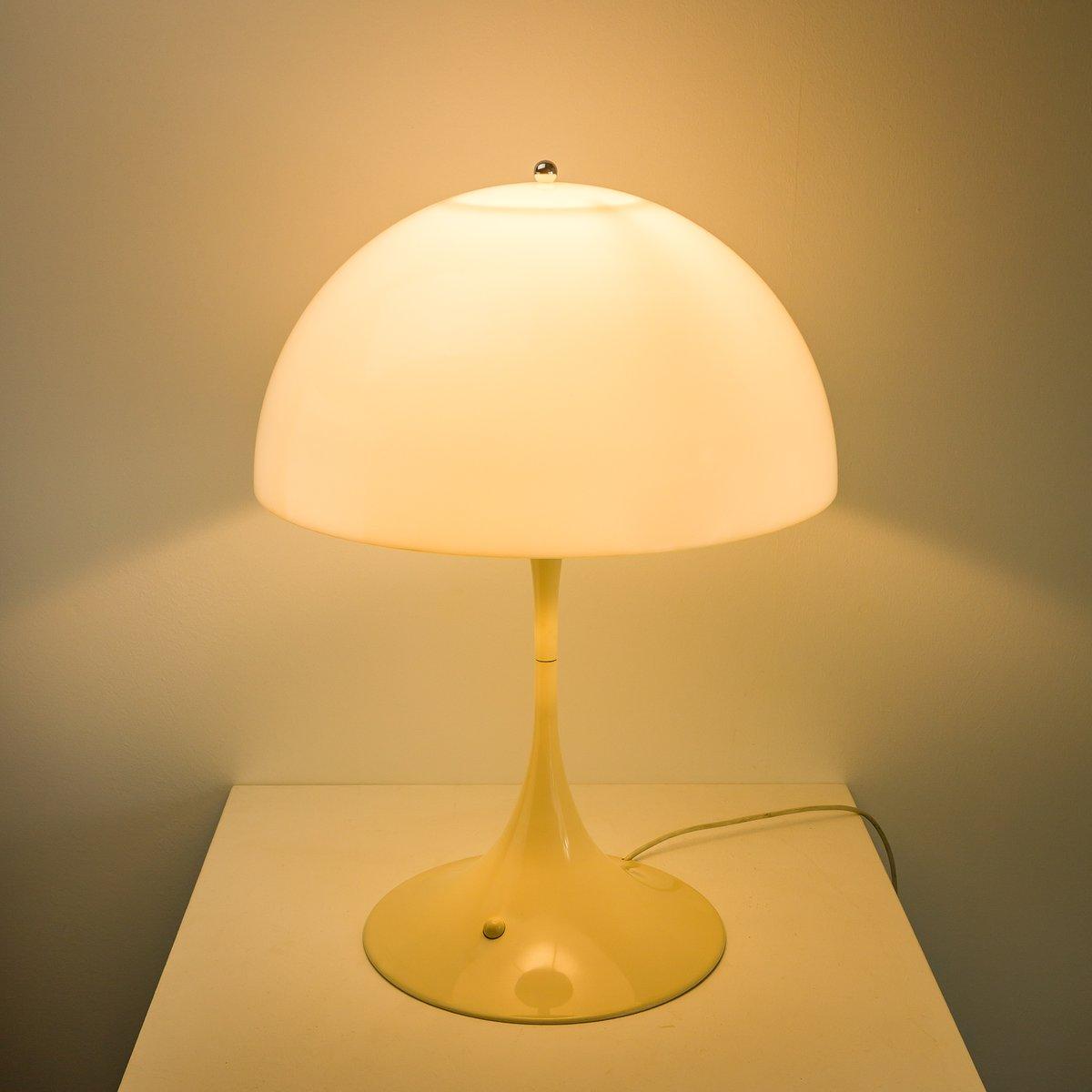 Lampe de bureau panthella par verner panton pour louis poulsen danemark 1960s en vente sur pamono - Lampe de bureau style anglais ...