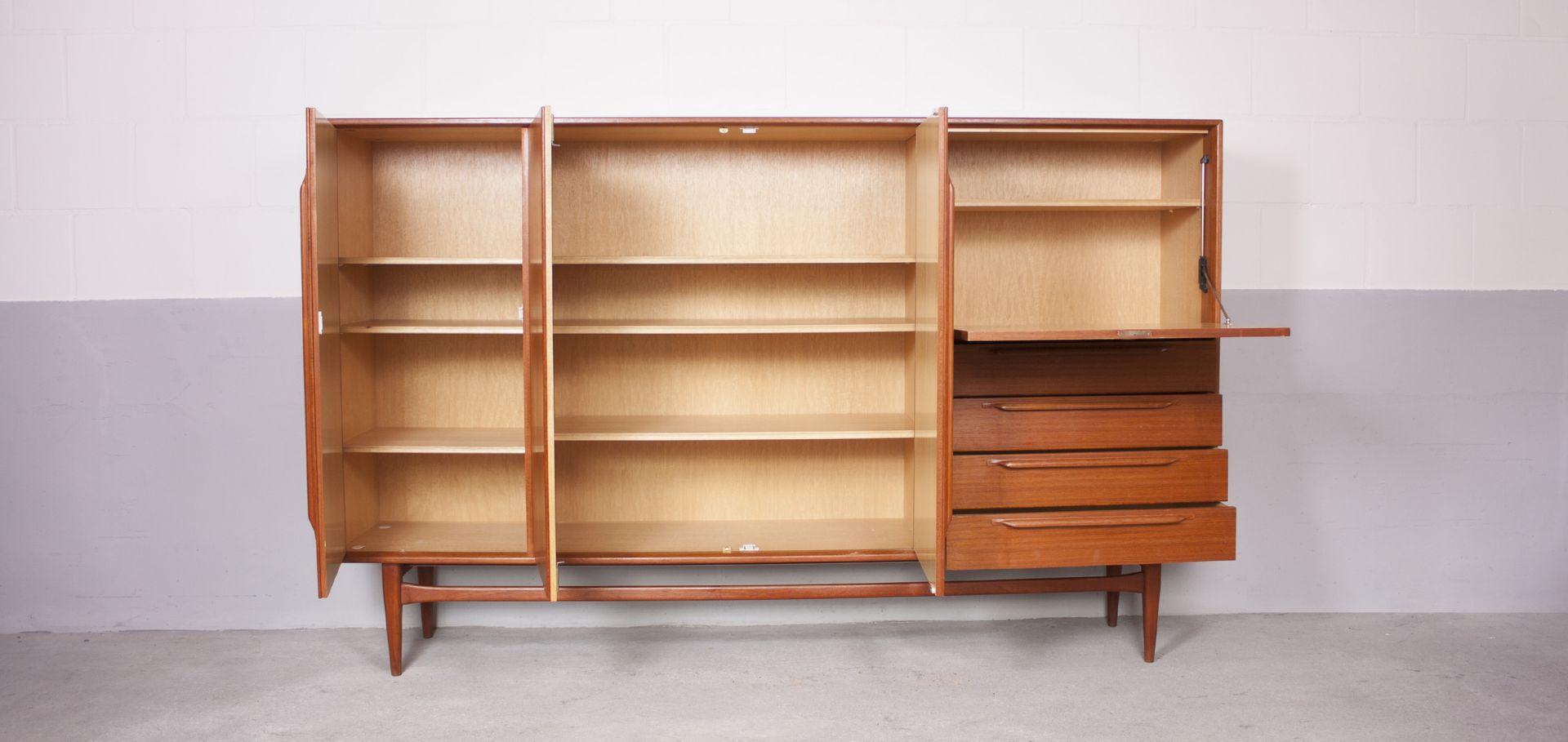 vintage highboard von rt m bel bei pamono kaufen. Black Bedroom Furniture Sets. Home Design Ideas
