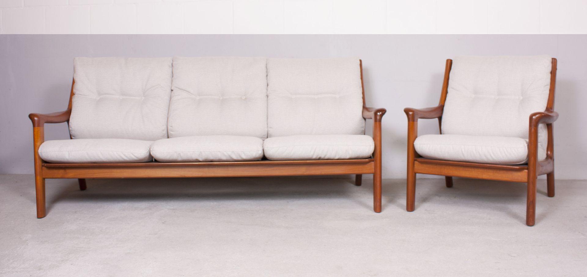 Denmark Mobler Living Room