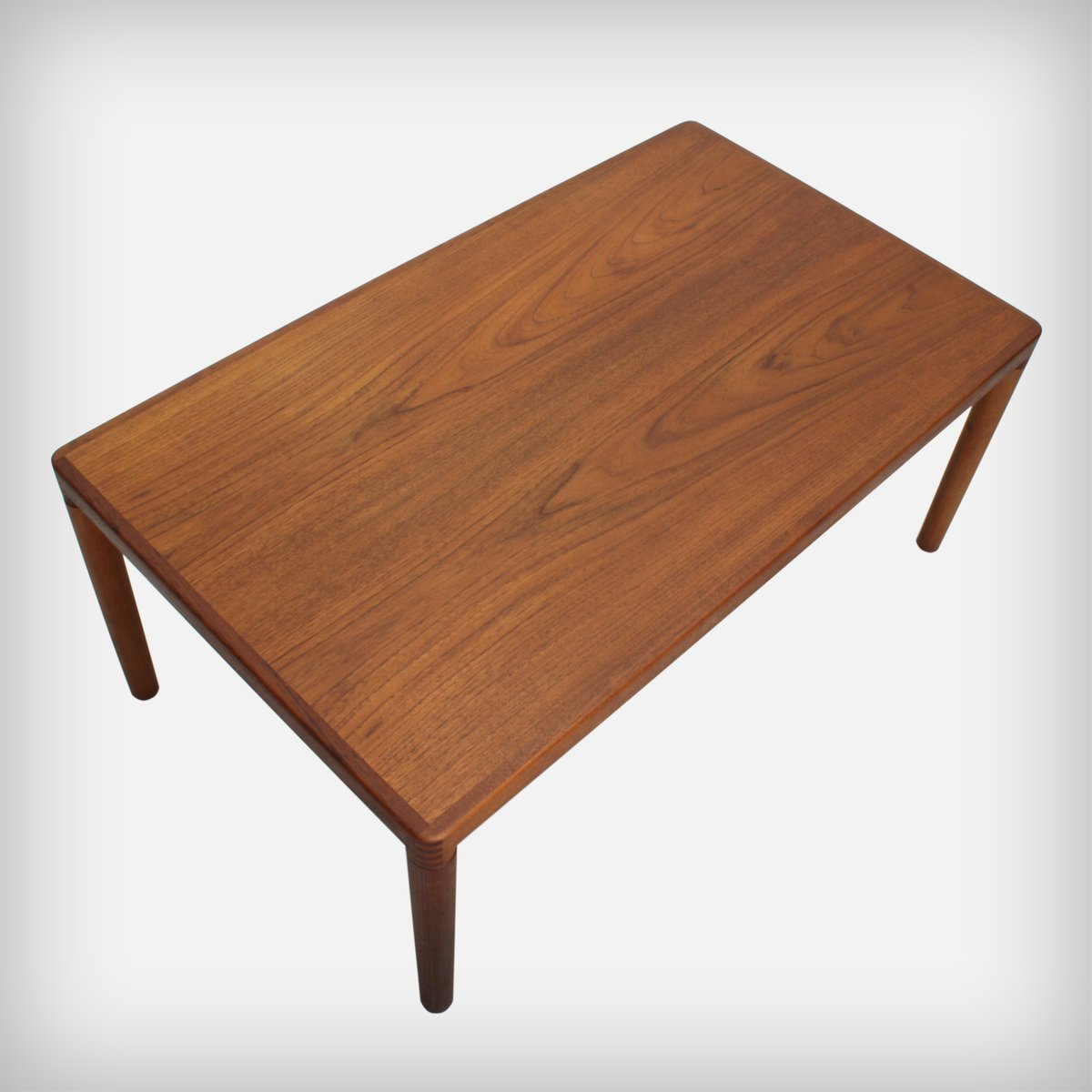 Danish teak coffee table by henry w klein for bramin mbler danish teak coffee table by henry w klein for bramin mbler 1960s geotapseo Images