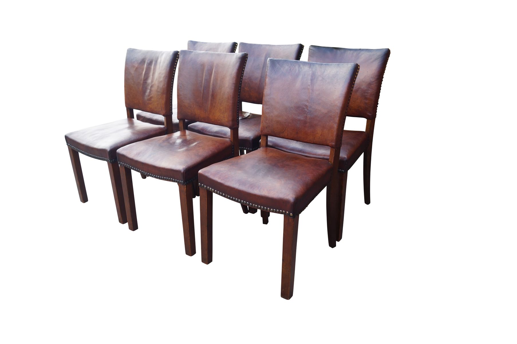 Danish Dining Room Chair by Jacob Kjær, 1940s, Set of 6 for sale ...