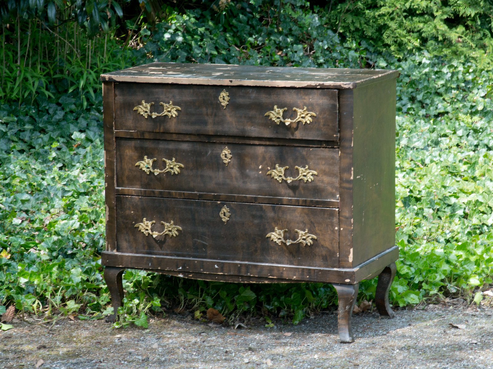 swedish late baroque commode for sale at pamono. Black Bedroom Furniture Sets. Home Design Ideas