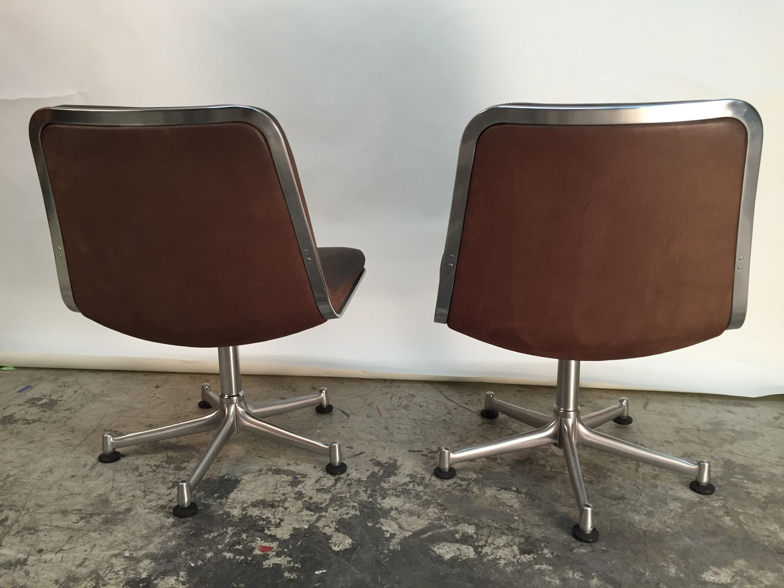 German Visitor Chairs by Fabricius  Kastholm for Kill