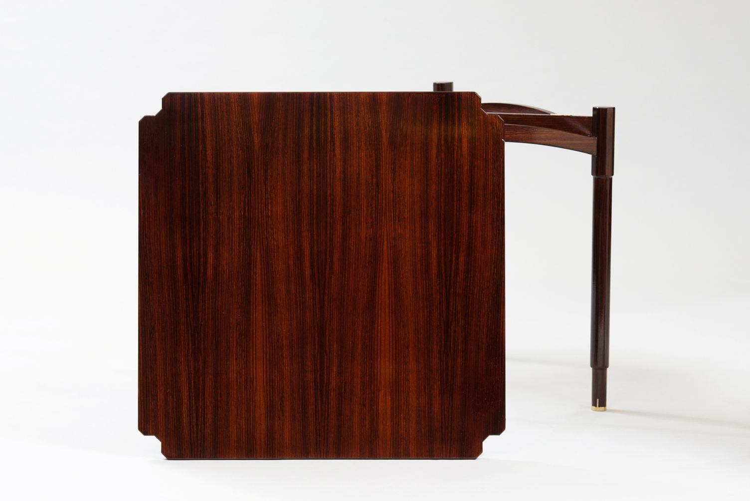Italian Rosewood Card Table 3. Previous