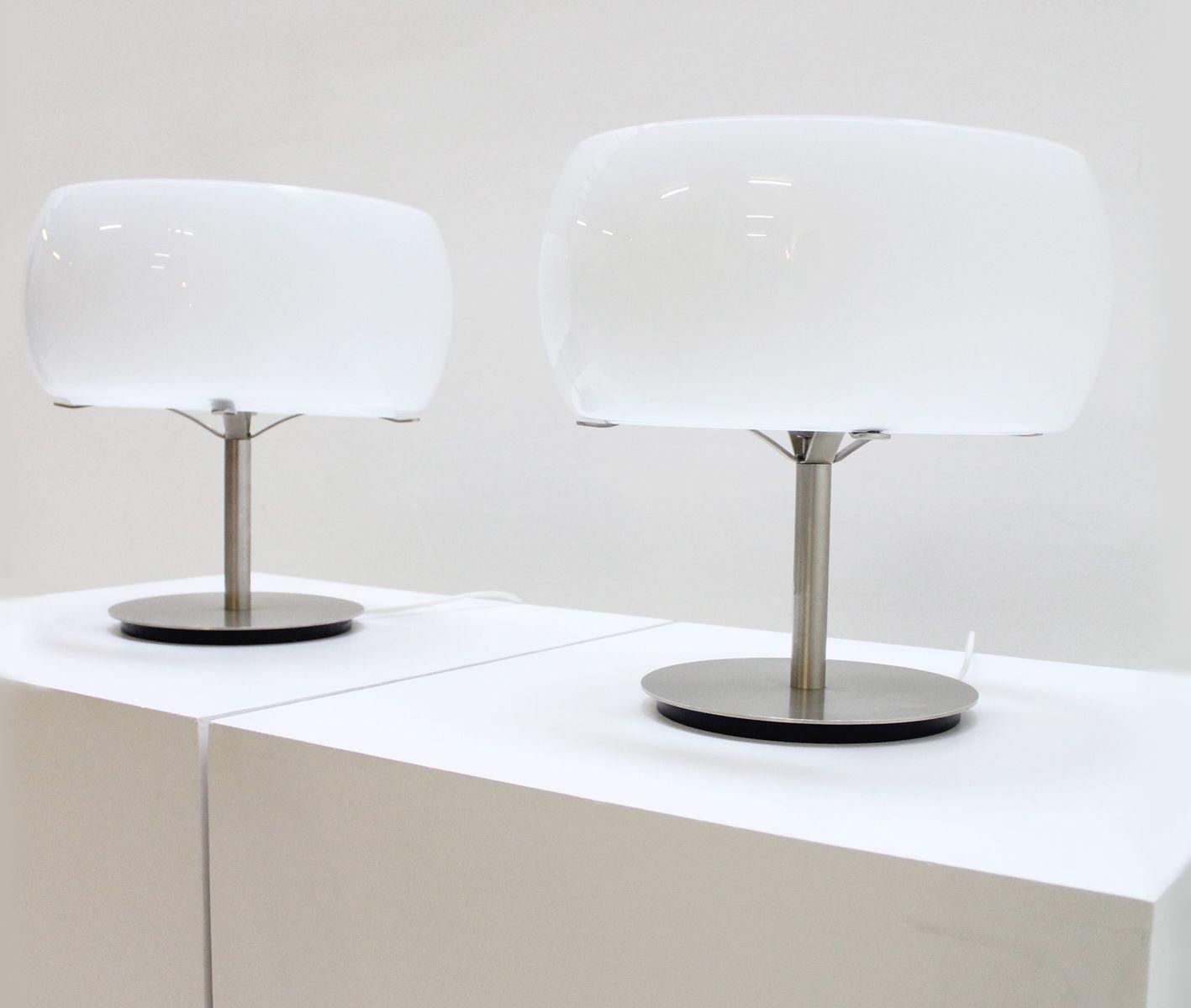 Lampade da tavolo erse di vico magistretti per artemide - Kit per lampade da tavolo ...