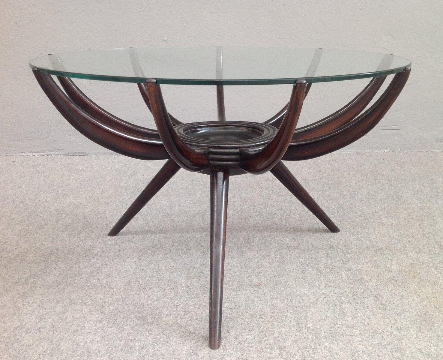 Italian Coffee Table Italian Coffee Table By Carlo De Carli 1950s For Sale At Pamono