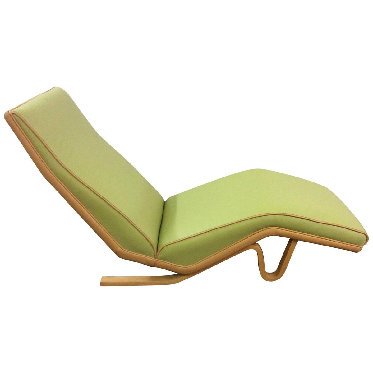 British chaise lounge by andrew j milne 1950s for sale for 1950s chaise lounge