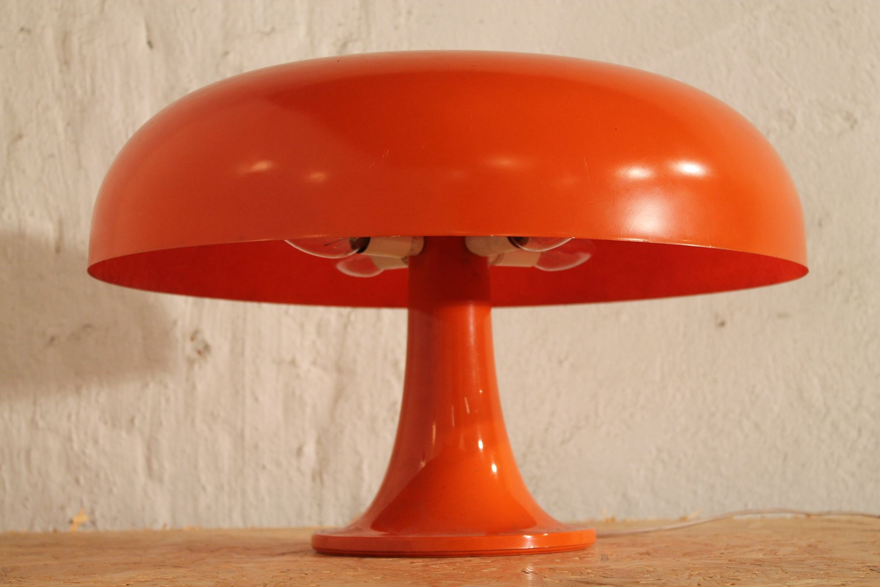 nesso table lamp from artemide 1960s for sale at pamono. Black Bedroom Furniture Sets. Home Design Ideas