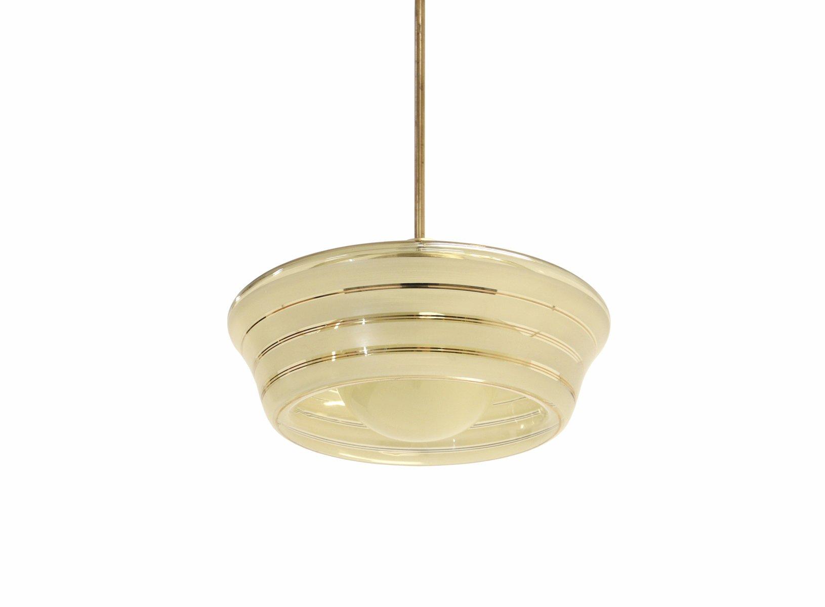 skandinavische funktionalistische deckenlampe 1950er bei pamono kaufen. Black Bedroom Furniture Sets. Home Design Ideas